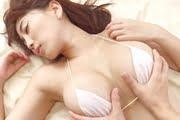 森咲智美が寝ている隙におっぱい揉みまくり